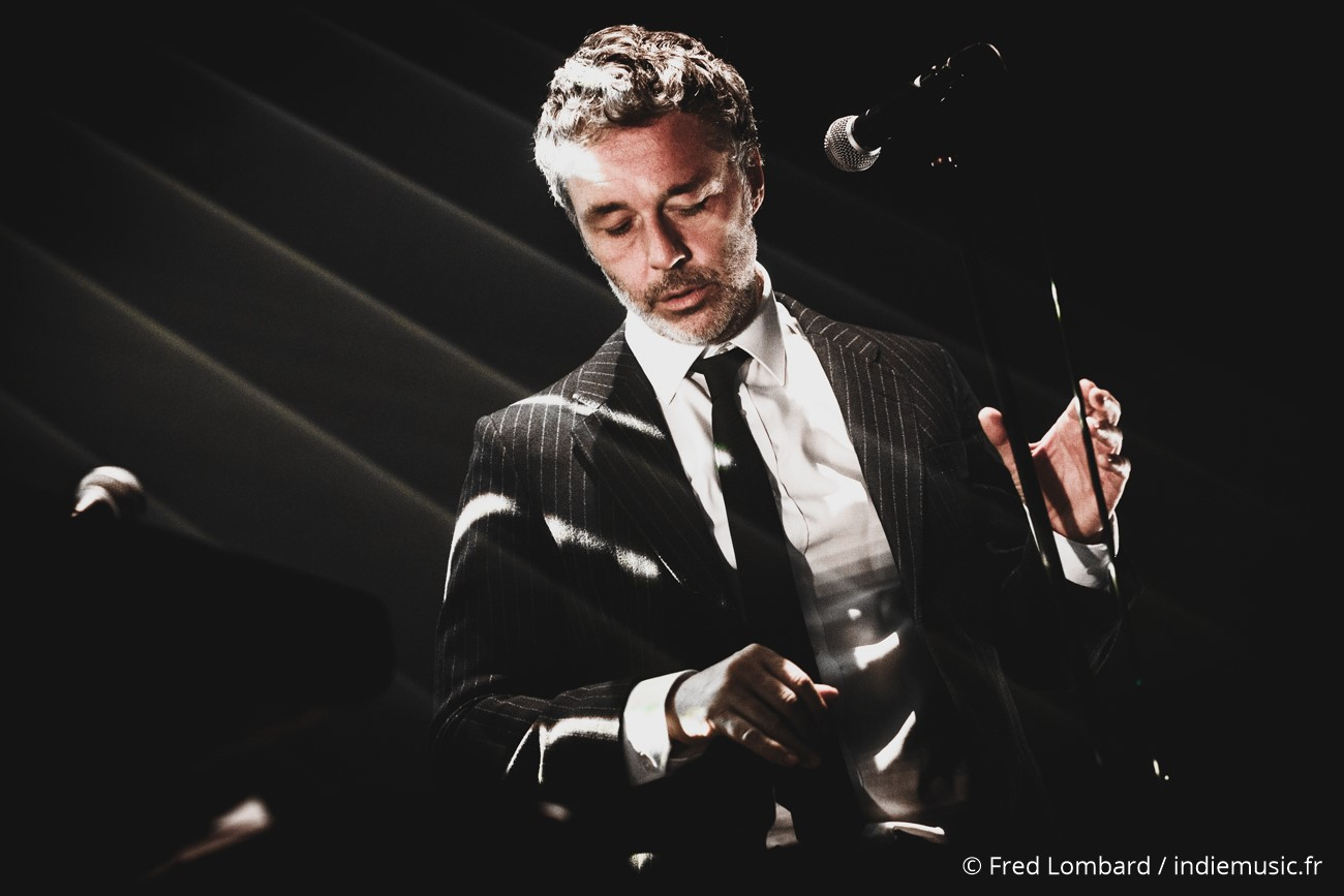 Baxter Dury © Fred Lombard