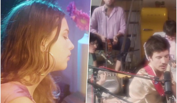 [Clip] Coming Soon – Dreaming of You (Live Session)