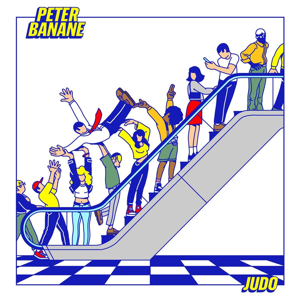 Peter Banane - Judo