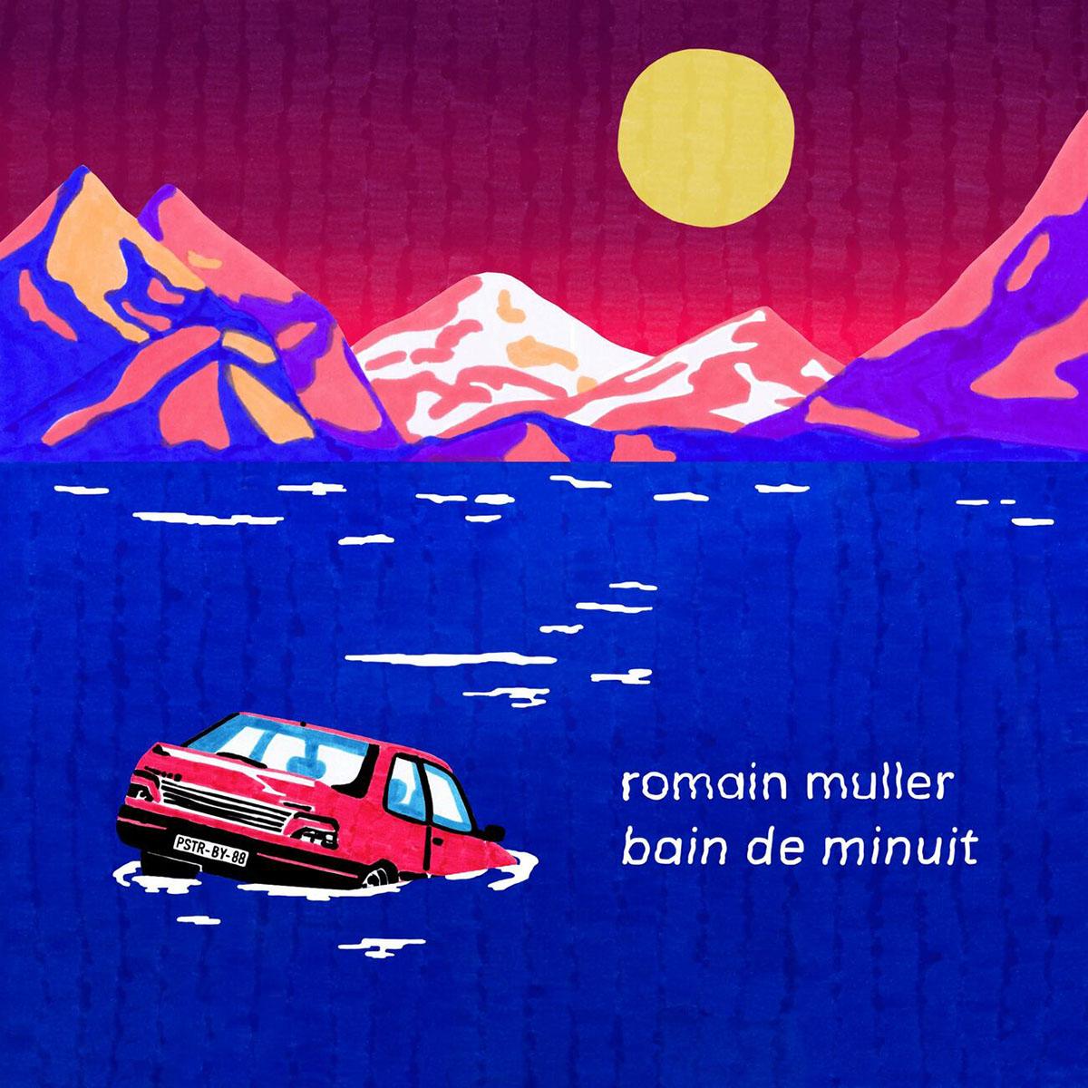 Romain Muller - Bain de minuit