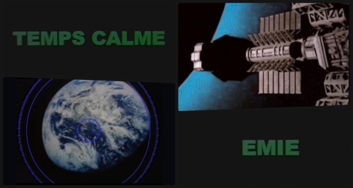 Temps Calme - Emie