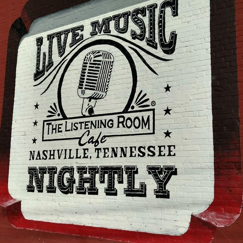 Listening Room Cafe Nashville TN  Booking Information