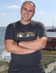 Podcaster and Founder of ICON Super Joe Pardo and author of how to start a podcast ultimate guide