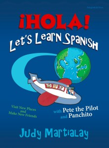 Hola lets learn spanish judy martialay