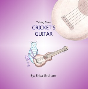 Talking Tales: Cricket's Guitar