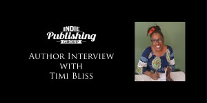 Author Interview Timi Bliss