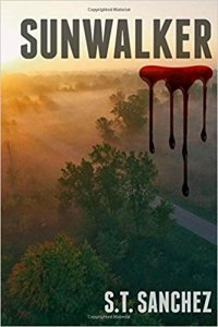 Sarah Sanchez Sunwalker Cover