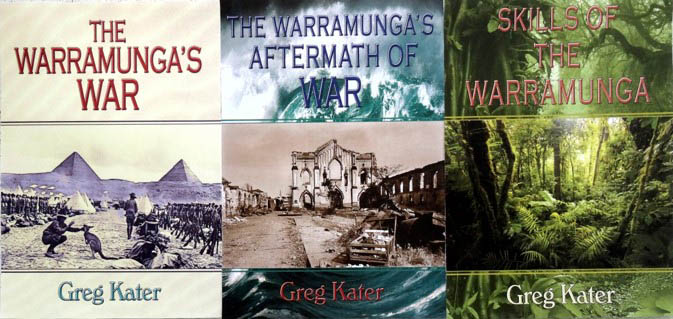 Author Greg Kater