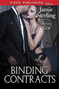 Jamie Sterling Binding Contracts