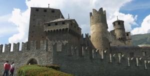 Castello di Fenis Aosta Italia