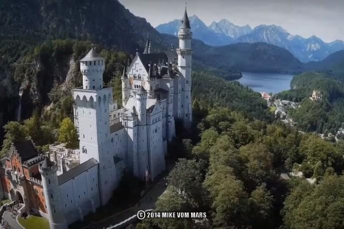 Neuschwanstein Germania