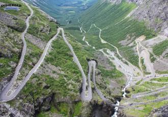 Trollstigen Norvegia 2