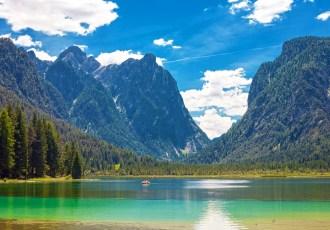 Milgiori parchi naturali d'europa Dolomiti - Belluno