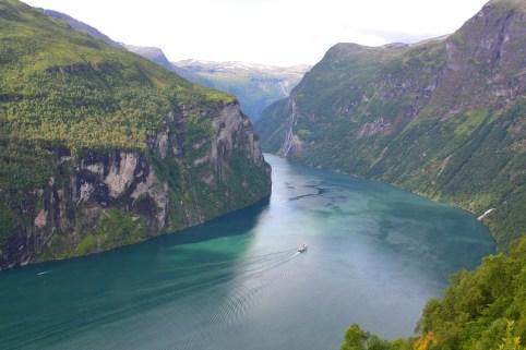 norvegia fiordi geiranger lysefjord dove andare cosa vedere crociera geiranger 3