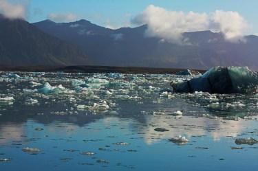 islanda jokulsarlon laguna degli iceberg laguna ghiacci ring road 12