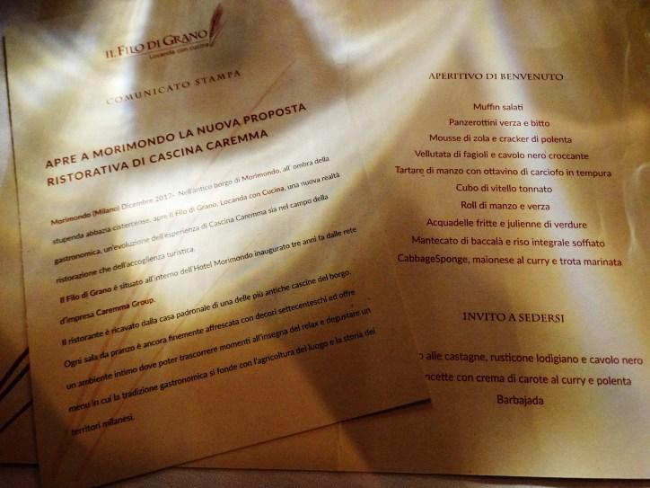 ristorante filo di grano morimondo cascina caremma group nuova apertura menu (6)