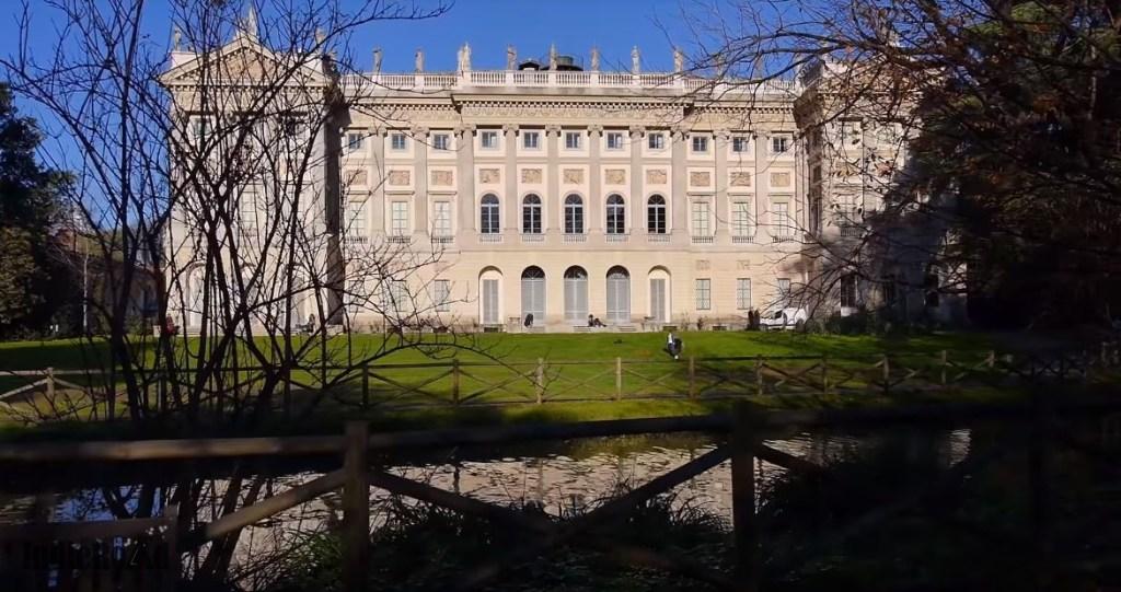 giardini villa reale milano luoghi segreti giardino dei bambini