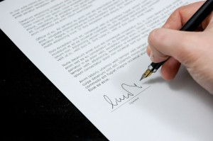 legal agreements for indie authors document-428335_1280