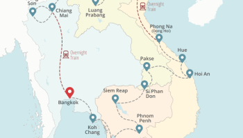 Cambodia Travel Guide (2019) - Highlights, Must-See Places & Map
