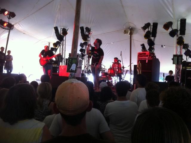 Listener - Cornerstone 2011