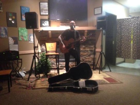 Matt Baird Acoustic 1