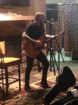 Matt Baird Acoustic 2