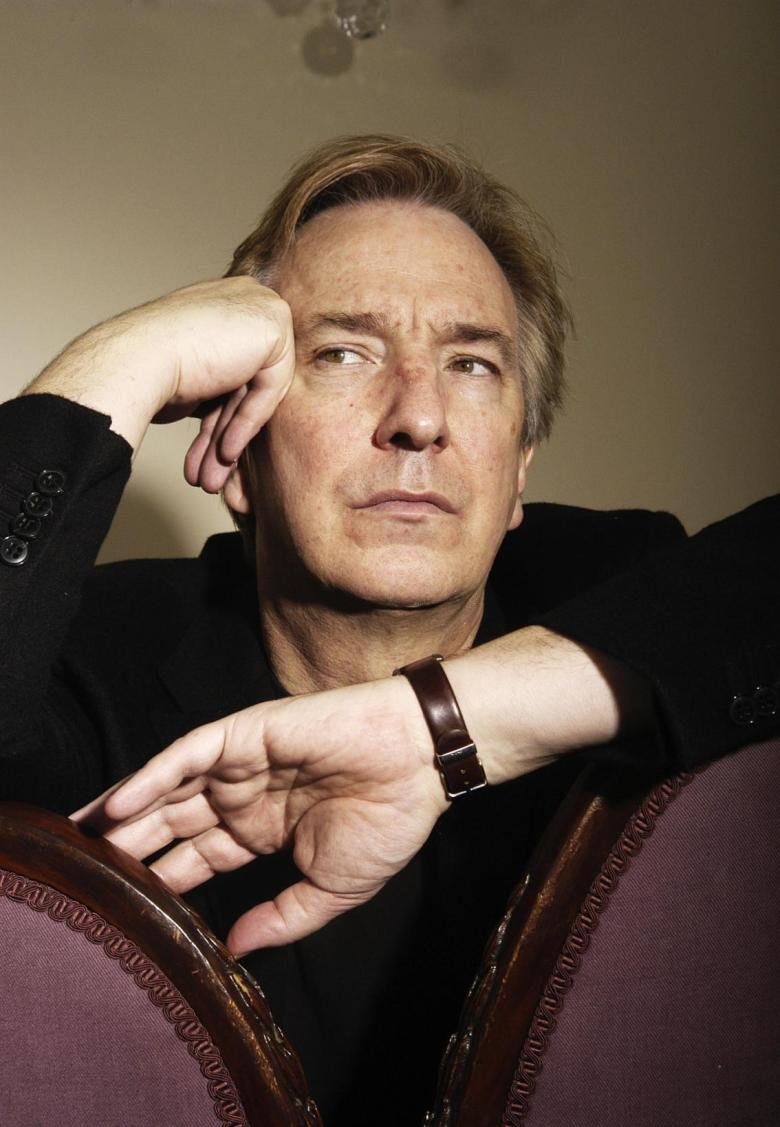 Watch Seven Minutes Of Alan Rickman Making Tea In Super