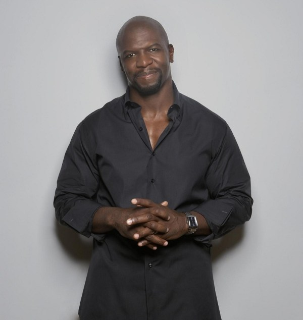 Terry Crews NFL Draft