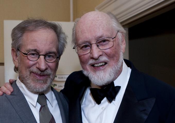 john williams and steven