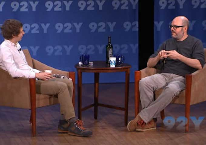 David Cross Talks 'Mr. Show.' Alt Comedy and the Longest Set-up for a Joke With Michael Cera at 92Y | IndieWire