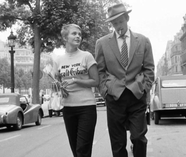 Criticwire Classic Of The Week Jean Luc Godards Breathless