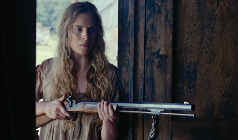 Brit Marling on Subversive Western The Keeping Room and the Strange Metaphysical Exchange of