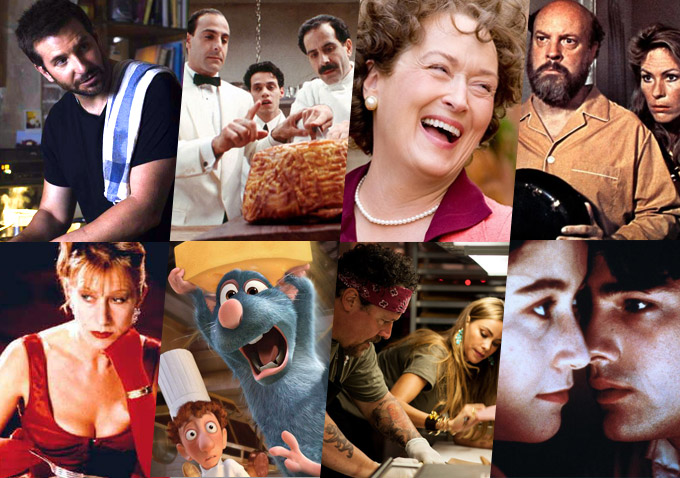 25 MouthWatering Movies About Food Restaurants  Chefs