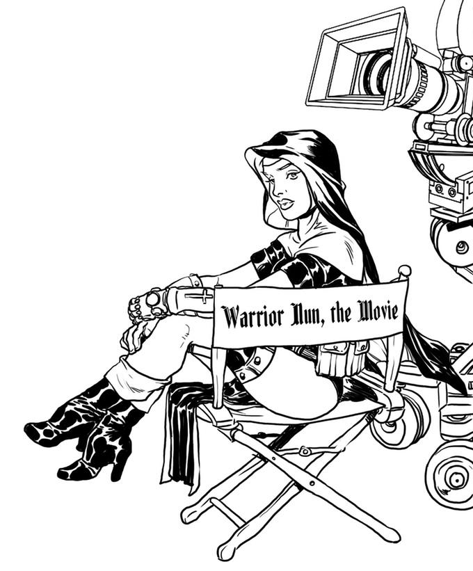 The Nun Movie 2018 Online