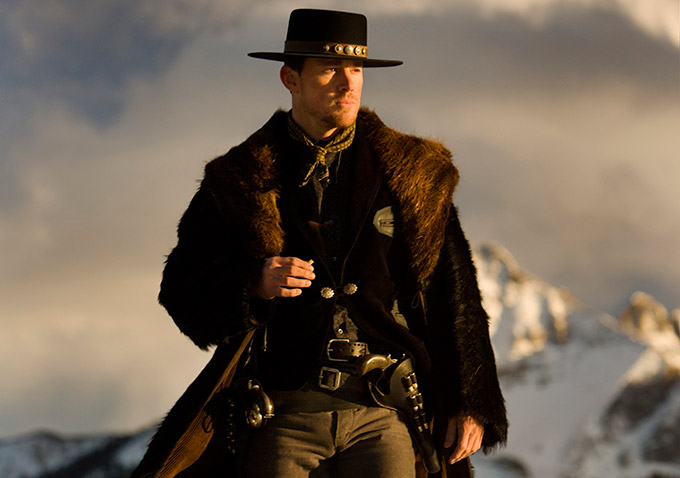 Image result for Channing Tatum The Hateful Eight
