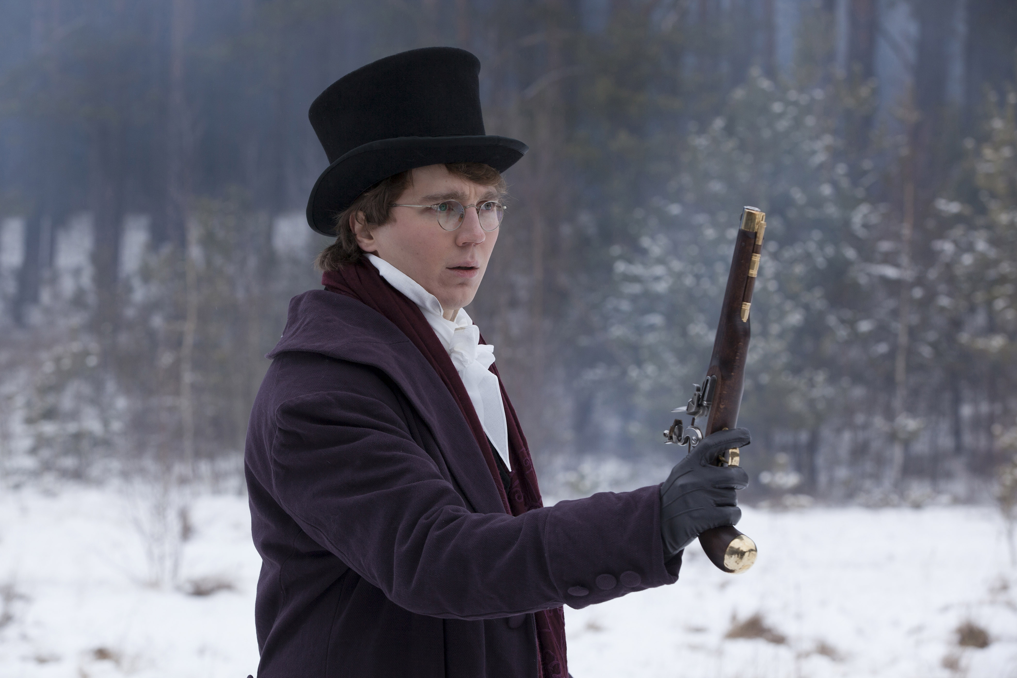 The Fall Bbc Wallpaper What Paul Dano And The Cast Of War Amp Peace Discovered