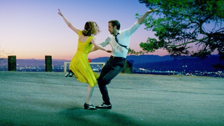 Emma Stone & Ryan Gosling in La La Land