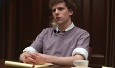 Jesse Eisenberg Is Up For a 'Social Network' Sequel, But Nobody's Called Him Yet