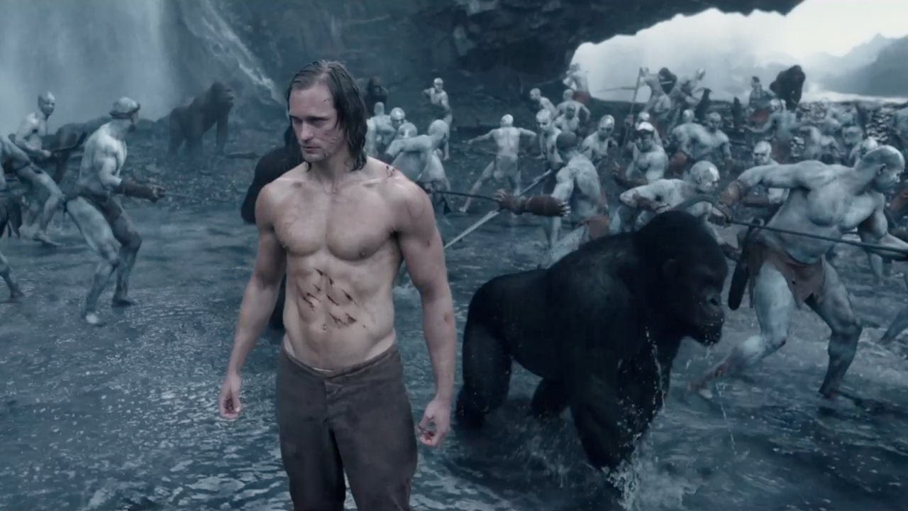 Image result for legend of tarzan