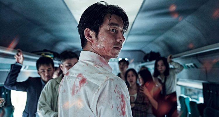 Train to Busan Korean zombie movie