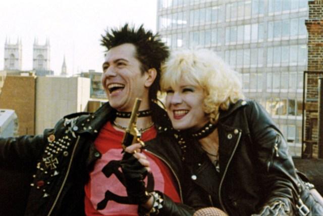 Sid & Nancy ile ilgili görsel sonucu