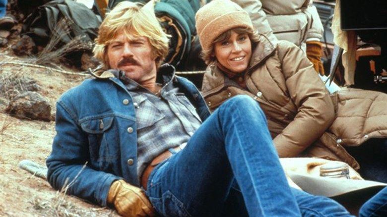 Fonda And Redford 1979 Jane Robert