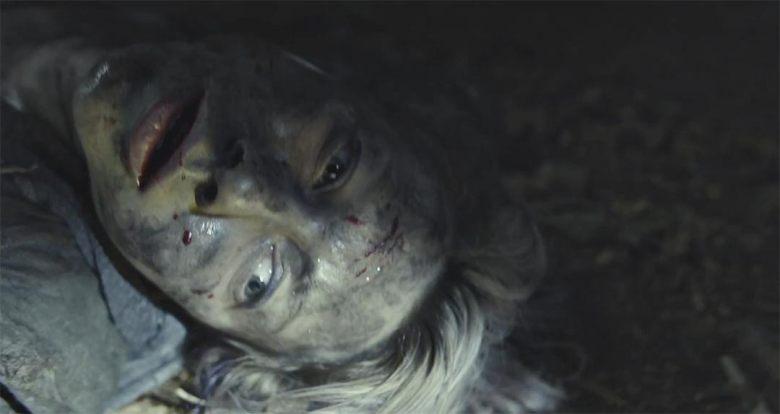 the woods horror film