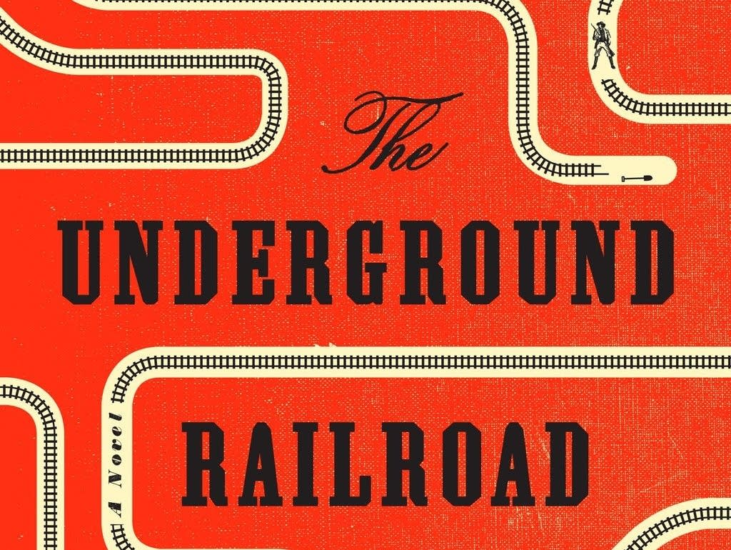 The Underground Railroad Book To Be Adapted For Tv By