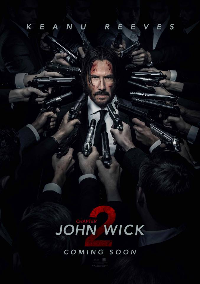 Image result for john wick chapter 2 poster