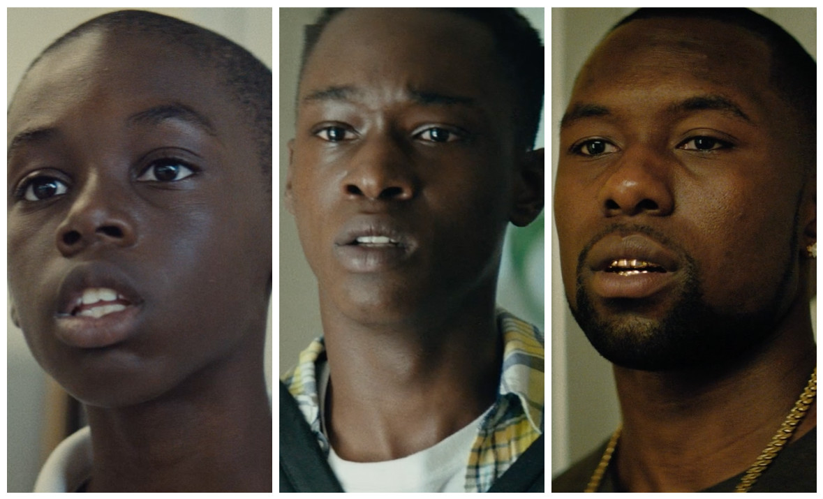Image result for three actors in moonlight