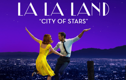 "Image result for ""City of Stars,"" La La Land"