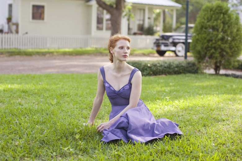 """Jessica Chastain in """"The Tree of Life"""""""