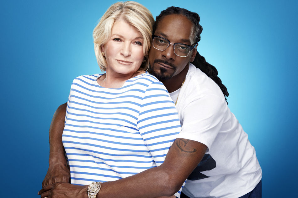 Image result for MARTHA & SNOOP'S POTLUCK DINNER PARTY