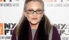 Carrie Fisher Delivered a Cow Tongue to the Producer Who Sexually Assaulted Her Friend